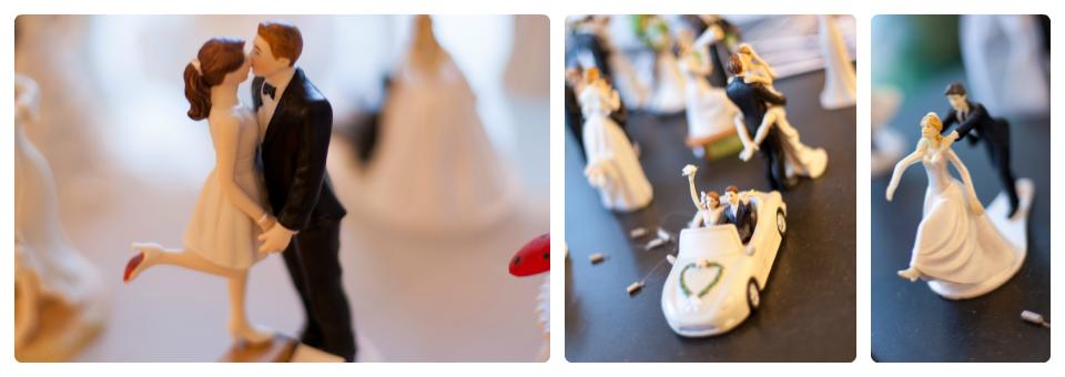 … für Hochzeiten